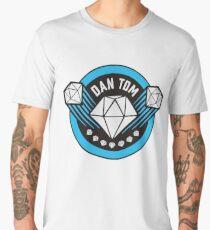 DanTDM Youtube -  The Diamond Minecart Men's Premium T-Shirt