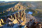Ben Lomond Dawn, Tasmania by Michael Boniwell