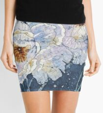 My Peonies Mini Skirt