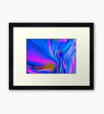Search Framed Print