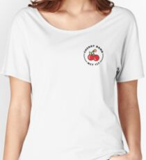 NCT 127 Cherry Bomb Logo Women's Relaxed Fit T-Shirt