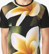 Frangipanis  Graphic T-Shirt