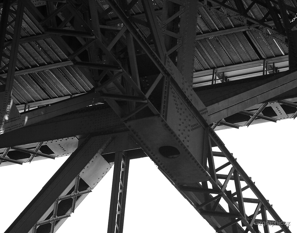 steel structure by wzgraphicoz