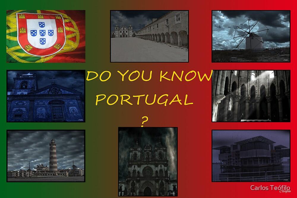 PORTUGAL by Carlos Teófilo