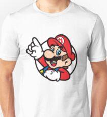 It's me, Mario! Unisex T-Shirt