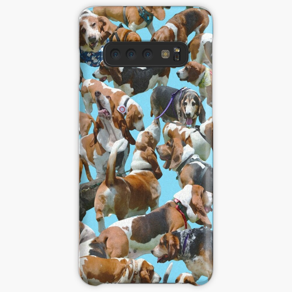 hounds GALORE Case & Skin for Samsung Galaxy