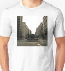 New York Streets Unisex T-Shirt