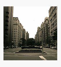 New York Streets Photographic Print