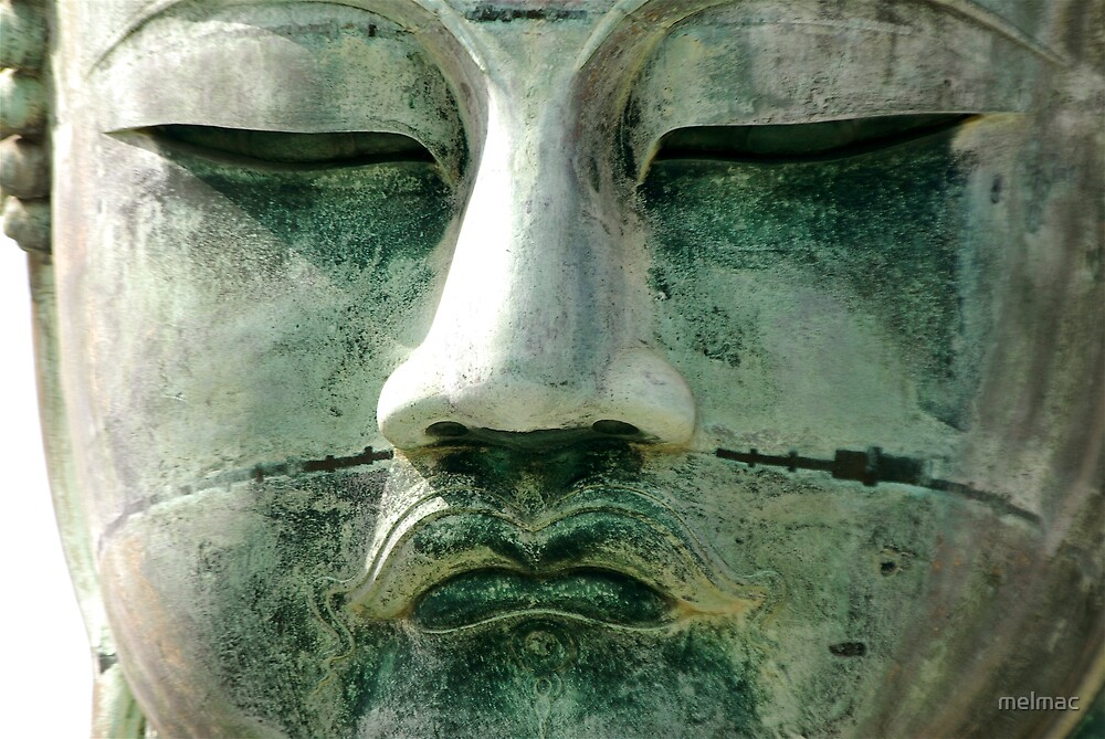 diabutstu head Kamakura series1 by melmac