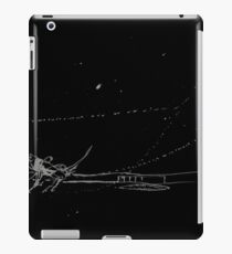 Brush and Ink - 0169 - Dapper iPad Case/Skin