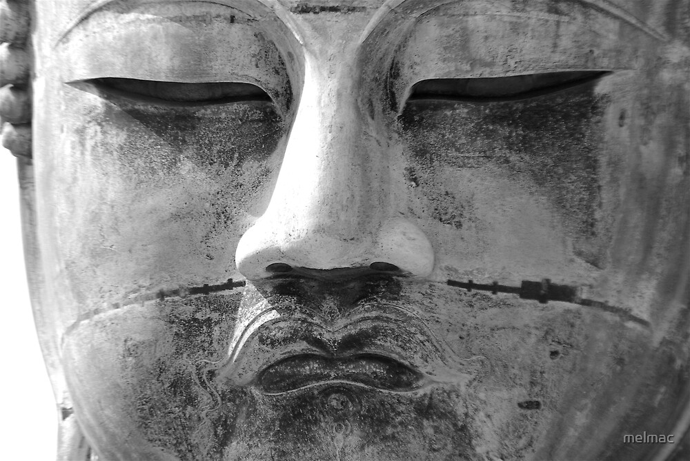 diabutstu head Kamakura series3 by melmac