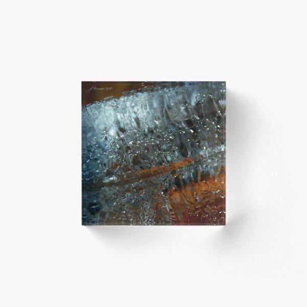 Crystal Clear Acrylic Block