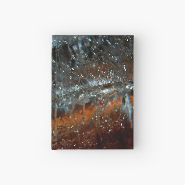 Crystal Clear Hardcover Journal