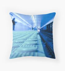 The Wait Ends 2 Throw Pillow