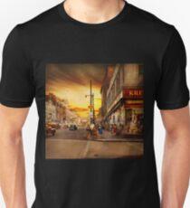 City - Amsterdam NY - The lost city 1941 Unisex T-Shirt