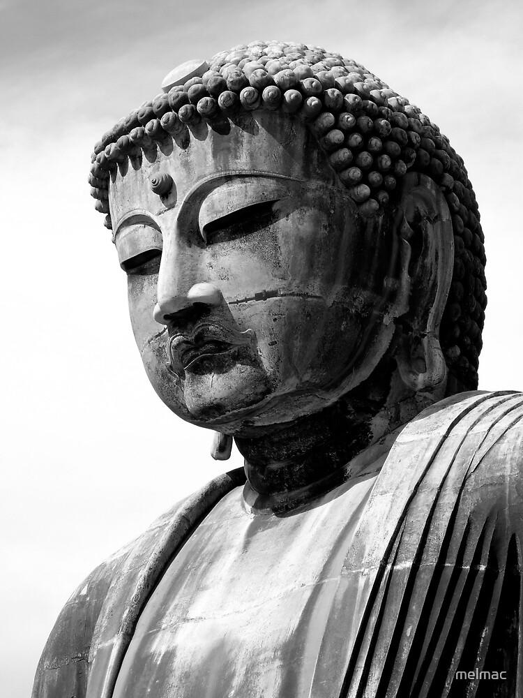 buddha head Kamakura series3 by melmac