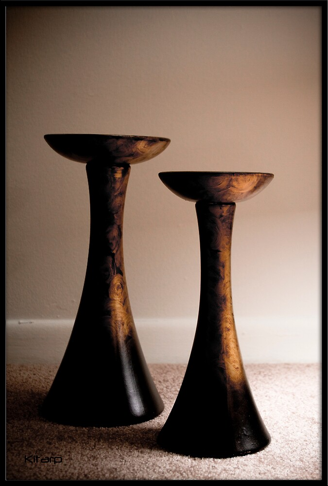 Candlestands by Pratik Agrawal