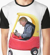 Trump Boss Baby Graphic T-Shirt