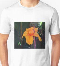 Orange Canna Lily Unisex T-Shirt