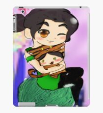 The Love of A Mother iPad Case/Skin