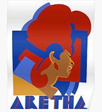 ARETHA Poster
