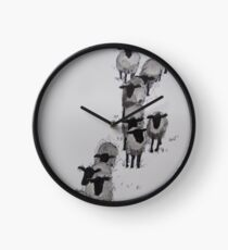 Follow the Leader Clock