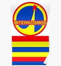 INTERKOSMOS 3A Poster
