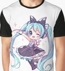 Happy Mirai Graphic T-Shirt