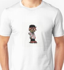Brown Charlie  Unisex T-Shirt