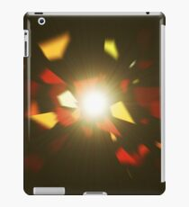 Abstract Geometry: Fractal Explosion iPad Case/Skin