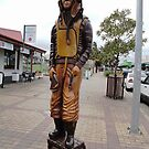 """The Airman"" sculpture, Moruya,NSW,Australia 2011 by muz2142"
