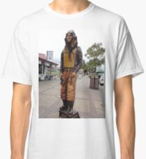 """The Airman"" sculpture, Moruya,NSW,Australia 2011 Classic T-Shirt"