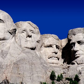 Mount Rushmore by djlampkins