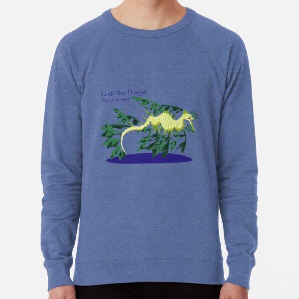 Leafy Sea Dragon Lightweight Sweatshirt