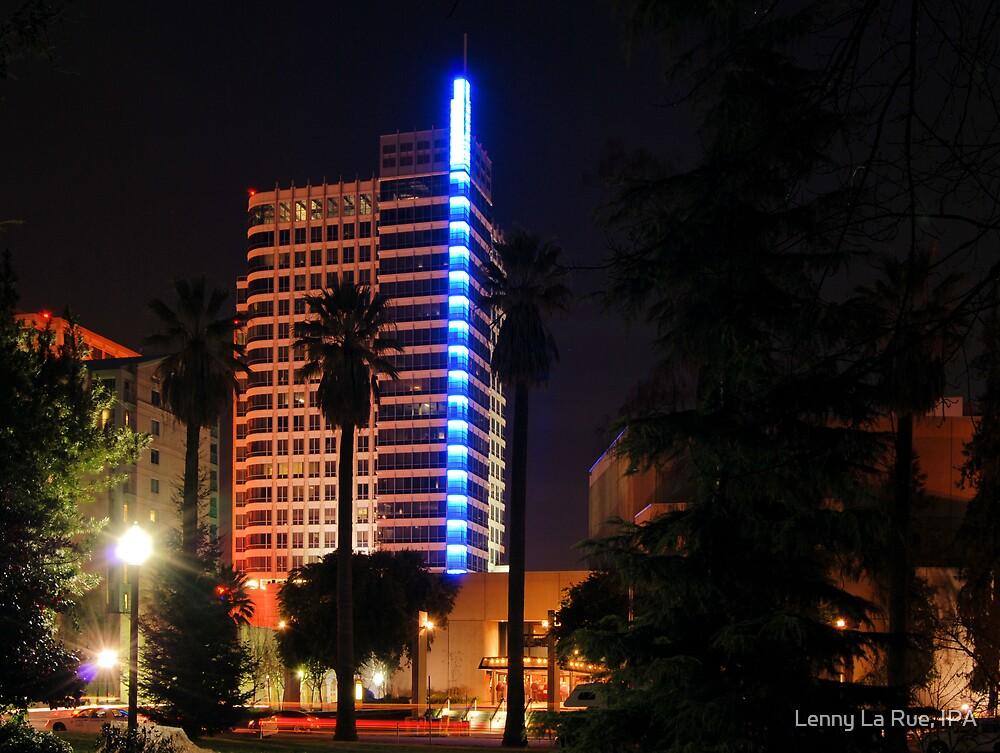 City Nightscape 1 by Lenny La Rue, IPA