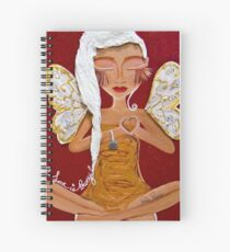 Love is Powerful Spiral Notebook