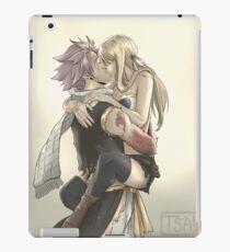 Natsu and Lucy Reunited iPad Case/Skin