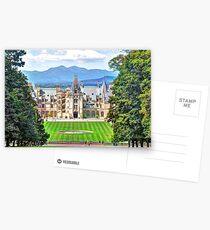 Biltmore Estate Postcards