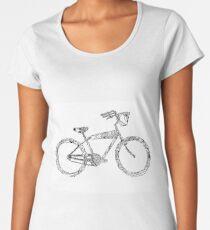 Beach Cruiser Women's Premium T-Shirt
