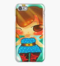 Foxy Chibi Fashionista iPhone Case/Skin