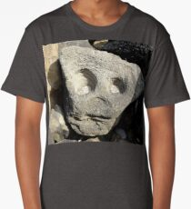 Rocky face, Royal National Park,NSW Australia 2012 Long T-Shirt