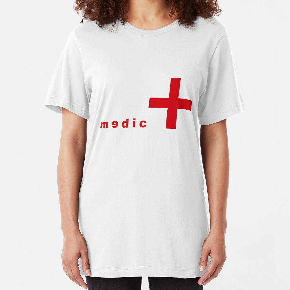 Medic Slim Fit T-Shirt