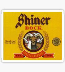 Shiner Bock Ram  Sticker