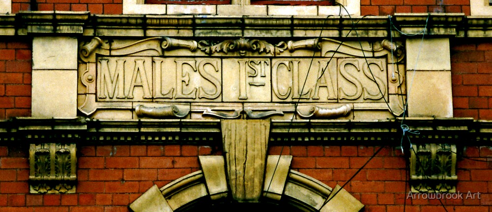 Victoria Baths by John Brotheridge