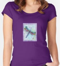 Favorite Dragonfly Women's Fitted Scoop T-Shirt