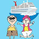 Couple Cruise Vacation by jeanne66