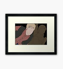 Rory Williams Framed Print