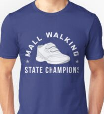 Funny Mall Walker State Champions Unisex T-Shirt