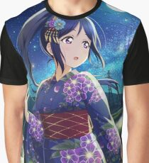 Love Live! Sunshine!! - Under the Moonlight Graphic T-Shirt