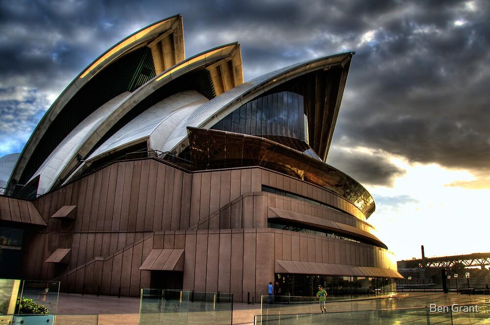 Sydney Opera House by Ben Grant